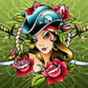 Pirate s gold logo no words thumb128