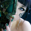 Jade empress of masks   iii by ian x thumb128