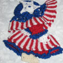 Sun bonnet  patriot 1 thumb128