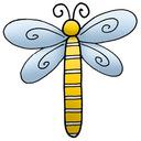 Dragon fly thumb128