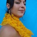Yellow scarflette 3 thumb128