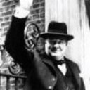 Churchill peace symbol  112x154  thumb128