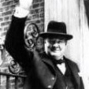 Churchill peace symbol  112x154  thumb175
