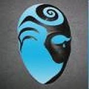 Logo mask blue thumb175