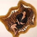 Tiger sheepskin freeform  2  thumb128