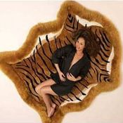 Tiger sheepskin freeform  2  thumb175