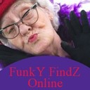 Funky findz on line purple lady thumb128