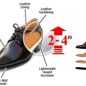 Height increasing shoes thumb175