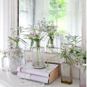 Pink blush lace gray french provencal wedding inspiration board thumb175