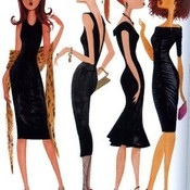 Little black dresses thumb175