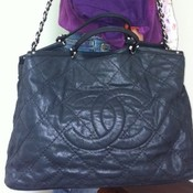 Chanel large shopping bag  winter collection 2012 copy thumb175