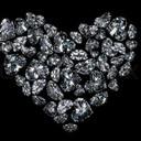 Diamond heart thumb128