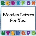 WoodenLettersForYou's profile picture
