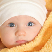 Cute baby wallpaper thumb175