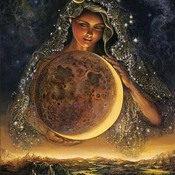 Moon goddess thumb175