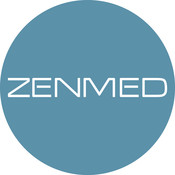 Zenmed sticker just logo thumb175
