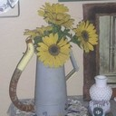 Flowers in grandpa s oil can thumb128