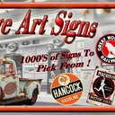 New cover webb garage art signs thumb128