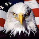 Eagle americanflag wallpaper.jpg thumb128