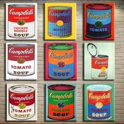 Campell soup can thumb175