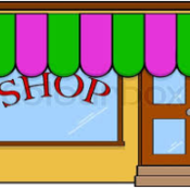 Cartoon storefront thumb175