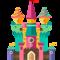 Cute castle png clipart image thumb48