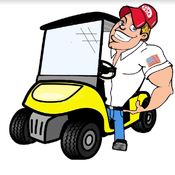Petes golf carts logo thumb175