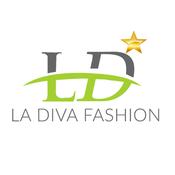 Ld logo for la diva fashion png thumb175