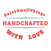 Enjoysmallthings handcrafted logo thumb175