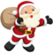 Cute santa png clipart 21 thumb48