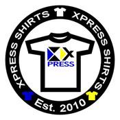 Xpress shirts circle logo copy 500 thumb175 d9b35ef24