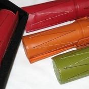 Leather backgammon game thumb175