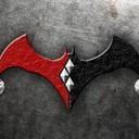 Harleybat logo by blindacolyte d7auzj8 thumb128