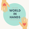 Yellow and mint hand vectors world cancer day social media graphics thumb48