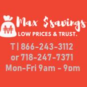 Max deals logo bonanza thumb175