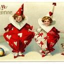 Valentine clowns graphicsfairy005b thumb128