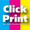Click print logo trademark thumb48