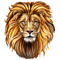 Lion png free download for design   480x480 thumb48