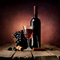 Still life wine grapes wood planks bottle shot 530782 4122x3073 thumb48